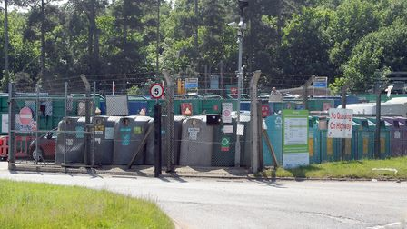 Suffolk County Council has announced it is closing all recycling centres in a bid to stop the spread