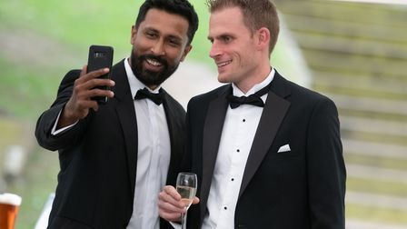 Guests at Suffolk Business Awards 2019 Picture: SARAH LUCY BROWN