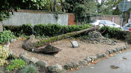 The Witches Stones at Belle Vue Park, Lowestoft. Picture: Geograph.org.uk/ Adrian S Pye