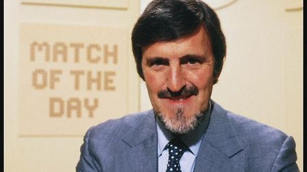 Jimmy Hill used to introduce Ipswich Town a lot during the 70s and 80s on Match of the Day. Town we