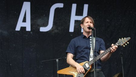 Ash have pledged to play LeeStock next year after coronavirus forced this year's event to be cancell