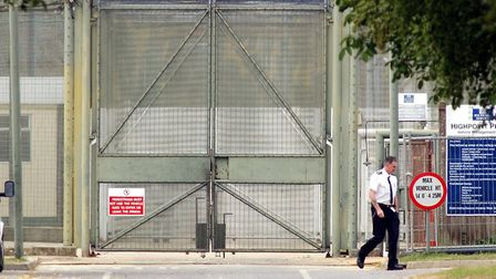 HMP Highpoint in Stradishall, near Newmarket Picture: ARCHANT