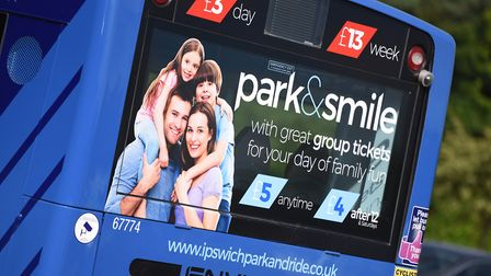 Park and Ride Ipswich is being suspended from Wednesday, March 25 while the coronavirus pandemic con