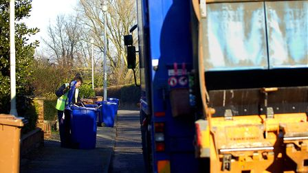 Residents in West Suffolk are being advised to check their Easter bin collection days. Picture: TUDO