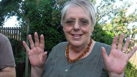 Jane Jay was just 75 years old when she died on Tuesday March 24 from COVID-19. Picture: MOLLY JAY