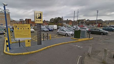 NCP have scrapped their fees for health workers in some car parks Picture: GOOGLE MAPS
