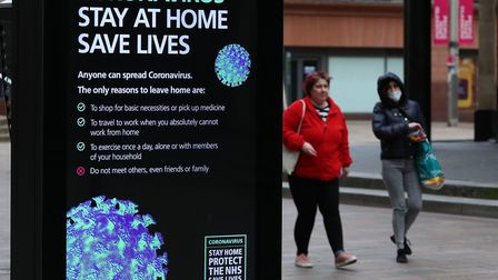 More than 1,000 people have now died of coronavirus and the UK remains in lockdown as part of effort