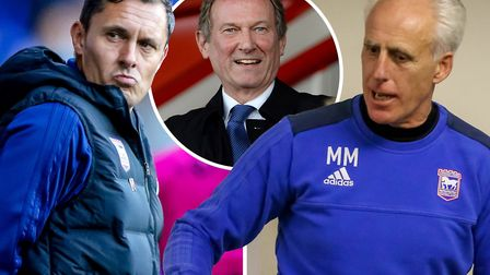 Former Ipswich Town managing director Ian Milne has been reflecting on the departure of Mick McCarth