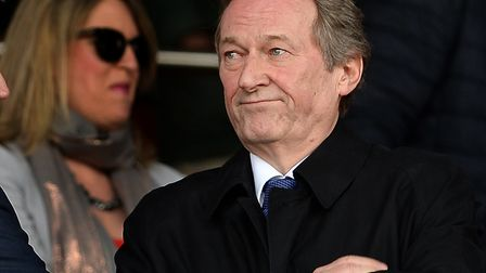Ian Milne spent almost six years as managing director of Ipswich Town. Photo: Pagepix