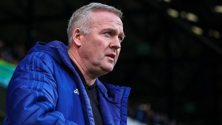 Ian Milne says Paul Lambert has a close relationship with owner Marcus Evans. Photo: Steve Waller