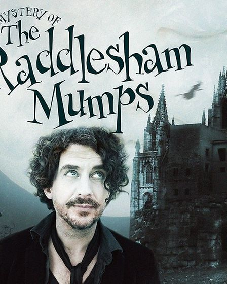 Poet and theatre-maker Murray Lachlan Young who has developed a multi-media show for families called