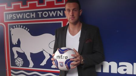 Scott Loach says he'd love to play for Ipswich Town again one day. Photo: Archant