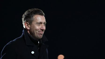 Barnet manager Darren Currie. Photo: PA
