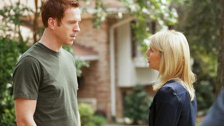 Damian Lewis won an Emmy award and a Golden Globe for his part in Homeland as Marine Sergeant Nichol
