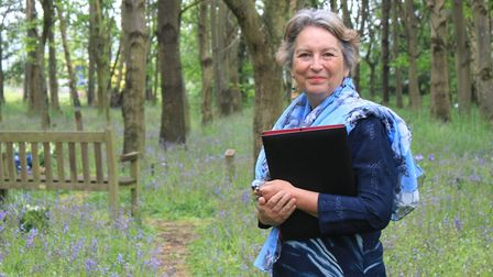Fiona Loader is a humanist celebrant. Picture: FIONA LOADER