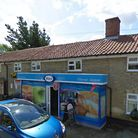 The Mace shop in Fressingfield was the fourth shop to be struck by a knifepoint robbery in 10 days a