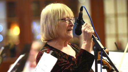 Music in Felixstowe's Hattie Bennett is staging live music online every Wednesday lunchtime Photo: S
