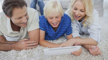 It's hoped that families will use the scheme to stay in touch Picture: GETTY IMAGES/ISTOCKPHOTO