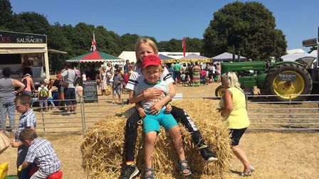 A scene from Tendring Show, which has been cancelled this year due to the coronavirus crisis Pictur