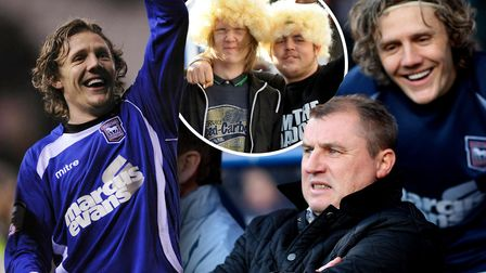 Jimmy Bullard has been reflecting on the extreme highs and lows of his 18 month spell at Ipswich Tow