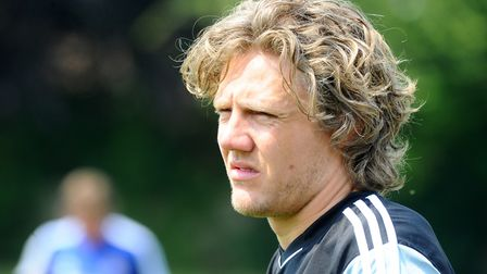 Jimmy Bullard says he was falling out of love with football towards the end of his time at Hull. Pho