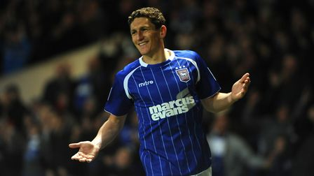 Keith Andrews scored nine goals from midfield in 2011/12. Photo: Archant