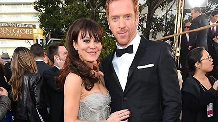 Damian Lewis and Helen McCrory were speaking from home in Suffolk Picture: IMDB