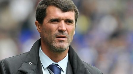 Former Ipswich Town manager, Roy Keane. Picture: ASHLEY PICKERING