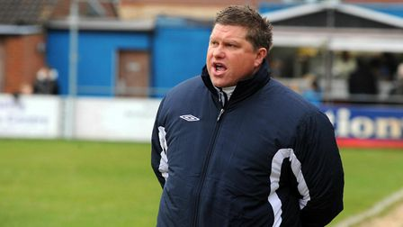Chris Smith had his first taste of senior football under the management of Rod Stringer at Chelmsfor