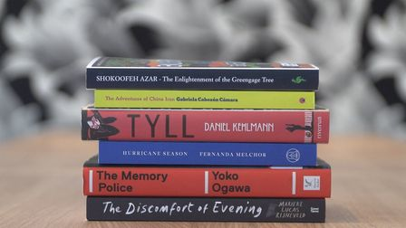 The International Booker Prize shortlist has been announced for 2020. Picture: The Booker Prize