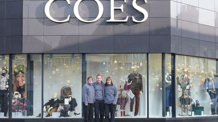 The Coes team will do all they can to help you with your online orders and deliveries Picture: SARAH