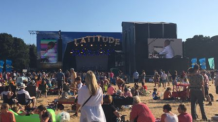 Obelisk Arena Latitude. It is hoped that this year's event will go ahead Picture: MEGAN ALDOUS