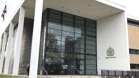 Paul Martin was jailed at Ipswich Crown Court Picture: ARCHANT