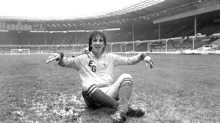 Paul Mariner scored more than 100 goals for Town Picture: ARCHANT