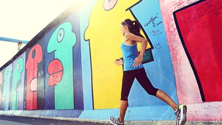 People are allowed one form of outside exercise a day, close to home Picture: SHUTTERSTOCK/MARIDAV