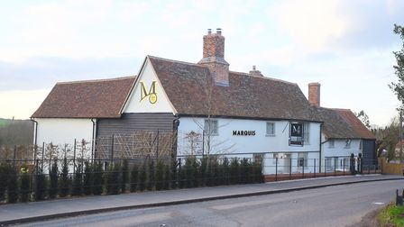 Marquis in Layham. Picture: ARCHANT