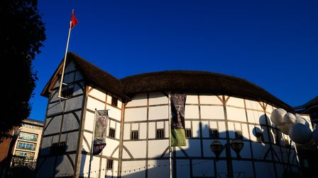 Shakespeare's Globe Theatre, Bankside,South London. More than 40 productions as well as a host of ed