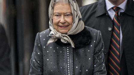 The Queen is to speak to the nation about the coronavirus outbreak. Picture: MATTHEW USHER