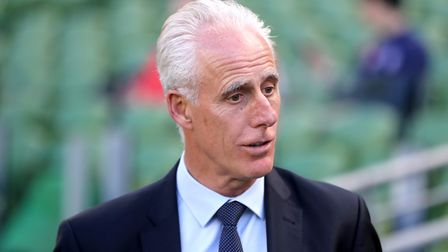 Mick McCarthy has left his role as Republic of Ireland manager. Picture: PA