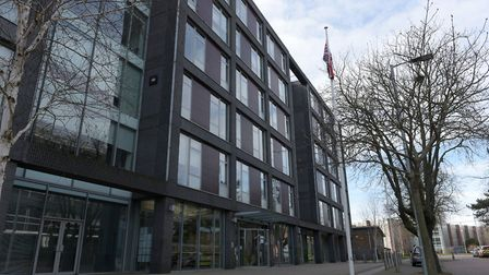 Council offices and chambers across Suffolk may be closed to the public, but authorities are plannin