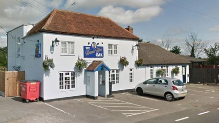 The Bonnie Blue Oak in Oak Road, Tiptree, was given a prohibition order by Colchester Borough Counci