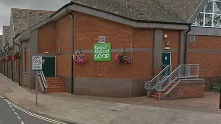 The Leiston Co-op in Sizewell Road has hit back at claims they are discriminating against single par