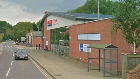 A staff member at Tesco in Saxmundham has confirmed that single parent families and their children a