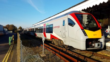 Wi-fi on new Greater Anglia trains is being improved. Picture: PAUL GEATER