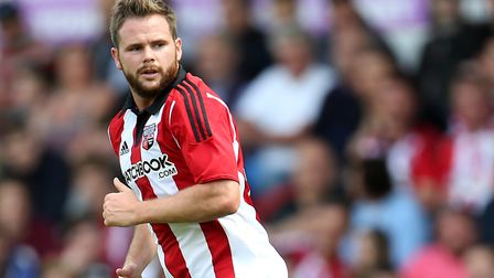 Alan Judge - a promotion winner with Brentford. Photo: PA