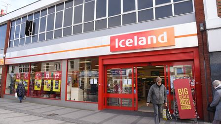 Iceland is asking healthy people to shop in store to allow, older, vulnerable and self-isolating cus