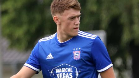 Jack Lankester has been given the all-clear to return to first-team training. Picture: ROSS HALLS