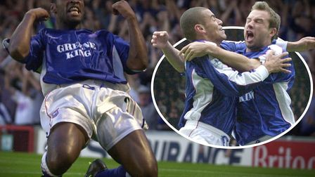 Ipswich Town have been named as the seventh most entertaining side in the Premier League this centur