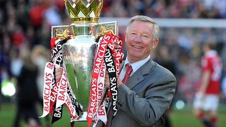 Manchester United have been named the most entertaining Premier League side of the century - thanks