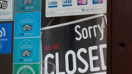 Businesses have been forced to close for what could be months as the Government tries to control the